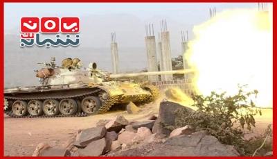عشرات القتلى والجرحى من مليشيات الحوثي في هجومين بعد منتصف الليل غرب وشمال مريس