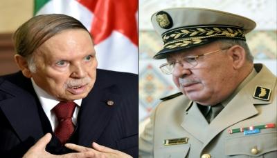 الرئيس الجزائري عبد العزيز بوتفليقة يقدم استقالته الى المجلس الدستوري