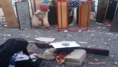 تقرير حقوقي: نزوح أكثر من 2000 أسرة من قرى العود ومريس في الضالع