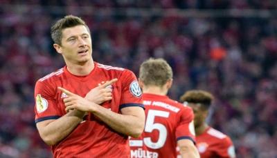 9 أهداف تُزين فوز بايرن الجنوني على هايدنهايم في كأس ألمانيا