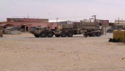 حضرموت: قوة سعودية ويمنية وآليات عسكرية ثقيلة تصل مدينة سيئون