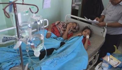 تعز: ارتفاع عدد الوفيات جراء الكوليرا إلى 32 حالة وأكثر من 500 إصابة مؤكدة