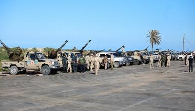 الأمم المتحدة تدعو لإجلاء نحو 1500 مهاجر بسبب الصراع الليبي