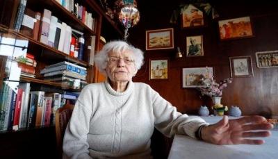 معمرة تبلغ 100 عام تخوض انتخابات محلية في ألمانيا
