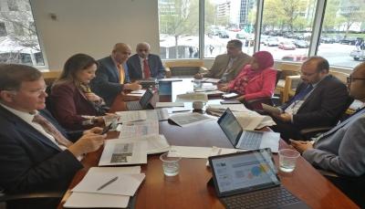 اليمن يطالب البنك الدولي إعادة فتح مكتبه في عدن