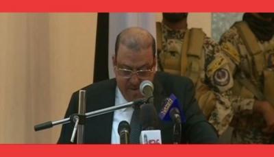 رئيس مجلس النواب: لن نقبل باجتزاء السيادة اليمنية وندعو مسؤولي الدولة للعودة إلى عدن