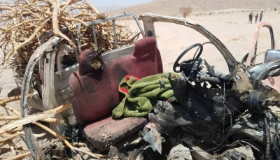 الجوف: مقتل وإصابة خمسة أطفال بانفجار لغم أرضي زرعته ميلشيات الحوثي
