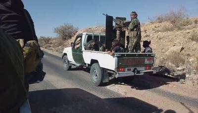 """الضالع: قتلى وجرحى حوثيون في تصدي الجيش لهجوم على """"حصن شداد"""""""