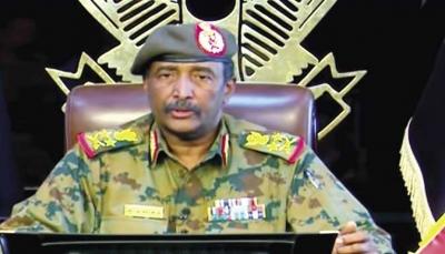 المجلس العسكري السوداني يعلن موقفه من مشاركة قواته ضمن التحالف في اليمن