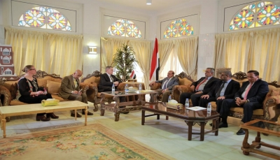 السفير الأمريكي: انعقاد مجلس النواب اليمني خطوة قوية في إعادة مؤسسات الدولة