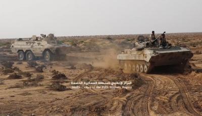 حجة: الجيش الوطني يسيطر على وادي حبل الساحلي