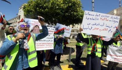 وزير الداخلية في الحكومة الليبية يتهم فرنسا بدعم المشير حفتر للمرة الأولى