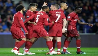 ليفربول يضرب موعدًا مع برشلونة في نصف نهائي أبطال أوروبا