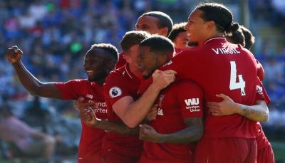 ليفربول يزيد الضغط على سيتي ويستعيد صدارة الدوري الإنجليزي