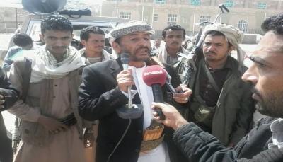 """البيضاء: الحوثيون يفرضون اتاوات على تجار """"رداع"""" لدعم مقاتليهم في الجبهات"""