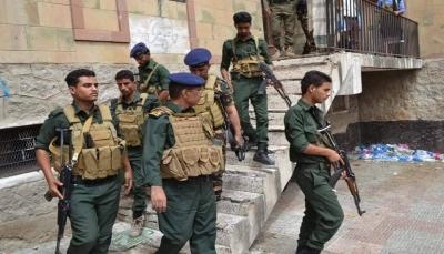 شرطة تعز: الخارجون عن القانون يعتدون على اللجنة الأمنية وقسم الجمهوري