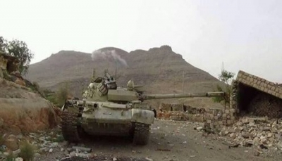 """الجيش الوطني يعلن تحرير مواقع استراتيجية في مديرية الحشوة بـ""""صعدة"""""""