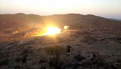الضالع: قوات الجيش تدمر طقمين لميليشيا الحوثي غربي قعطبة