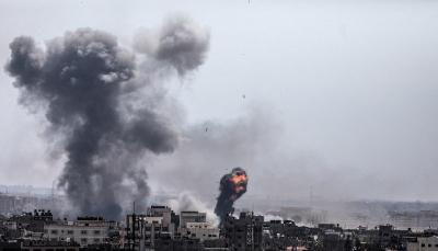 مقاتلات إسرائيلية تشن سلسلة غارات جديدة على قطاع غزة