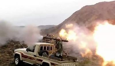 البيضاء: مقتل سبعة من قيادات الحوثي في عملية نوعية للجيش في آل حميقان