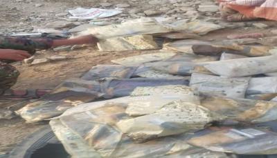 البيضاء: الأجهزة الأمنية تضبط 230 كيلو حشيش مخدر في عمليتين منفصلتين برداع