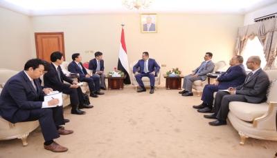 شركة هونداي الكورية تبدي استعدادها المشاركة في إعادة إعمار اليمن