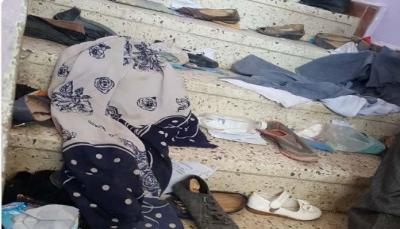 هيومن رايتس: انفجار سعوان ناتج عن مواد متطايرة خزنتها ميليشيا الحوثي