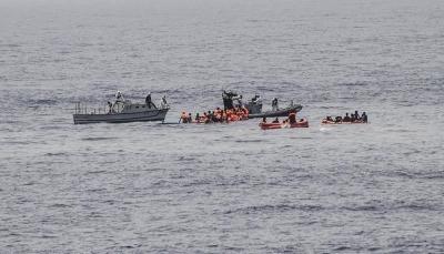مصرع 70 مهاجرا إثر غرق قاربهم قبالة السواحل التونسية