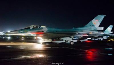في طريقة غريبة.. إندونيسيا تستخدم طائرات حربية لإيقاظ المسلمين للسحور