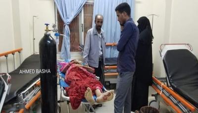 """تعز: مقتل مدنيان بينهم امرأة وإصابة آخرين بانفجار عبوة ناسفة في """"شارع جمال"""""""