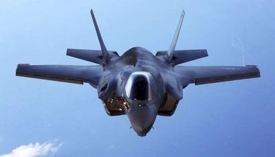 """البنتاغون ينفي إرسال مقاتلات إضافية من """"إف 35"""" إلى الخليج منذ منتصف ابريل"""