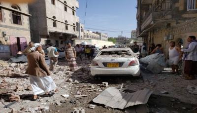 مقتل ستة مدنيين من أسرة واحدة بغارة للتحالف العربي في صنعاء