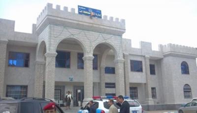 هجوم مسلح على إدارة أمن محافظة إب بسبب خلافات بين قيادات حوثية