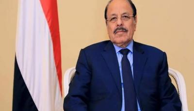 نائب الرئيس يشيد بانتصارات الجيش الوطني بمحافظة الضالع