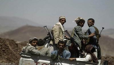بعد فشلهم بإختطافة.. ميليشيا الحوثي تقتل ضابط في حزم العدين بإب
