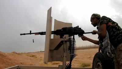 حجة: الجيش الوطني يحرر مناطق جديدة في مديرية مستبأ