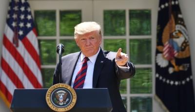 رئيسة مجلس النواب الأمريكي: سنسعى لعزل ترامب إذا ثبت تورطه