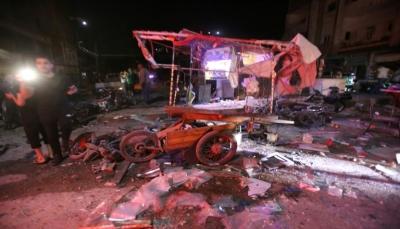 مقتل 23 مدنياً في غارات على شمال غرب سوريا تزامناً مع اشتباكات دامية