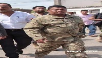 الضالع: مقتل مدير أمن ميناء عدن برصاص مليشيا الحوثي غربي قعطبة