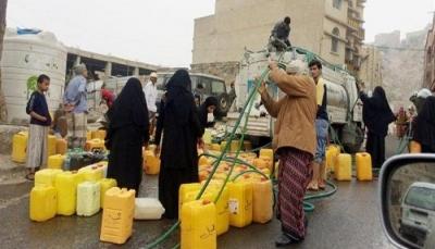 تعز: إقرار أسعار محددة لبيع المياه وحزمة عقوبات ضد ملاك الآبار المخالفين