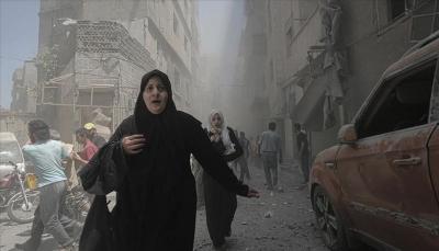 """سوريا: 24 قتيلا حصيلة هجمات النظام وحلفائه على منطقة خفض التصعيد في """"إدلب"""""""