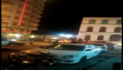 حضرموت: قوة أمنية تفرق متظاهرين احتجاجاً على تردي الخدمات بالمكلا