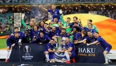 تشيلسي يسحق آرسنال برباعية ويعانق لقب الدوري الأوروبي