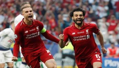 """صلاح يقود ليفربول إلى لقب """"دوري أبطال أوروبا"""" في مدريد"""