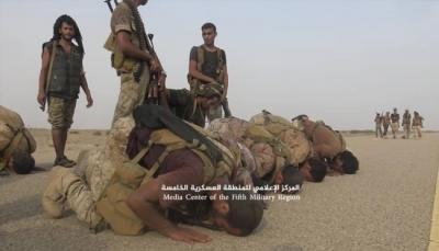 حجة: قوات الجيش تحرر 15 كيلو وتقطع الخط الاسفلتي بين ميدي وحرض