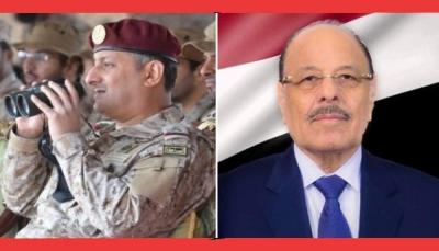 نائب الرئيس وقائد القوات المشتركة يشيدان بانتصارات قوات الجيش في حجة