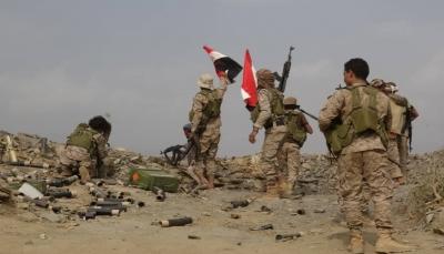 """الضالع: قتلى وجرحى من مليشيات الحوثي في مواجهات مع الجيش في """"قعطبة"""""""