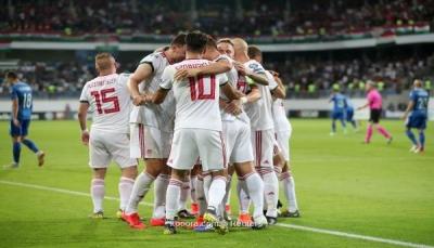 كرواتيا والمجر تتقاسمان صدارة مجموعتهما بتصفيات بطولة أوروبا