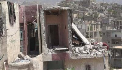 تقرير حقوقي: مقتل وإصابة 50 مدنيًا في تعز خلال شهر يناير 2020