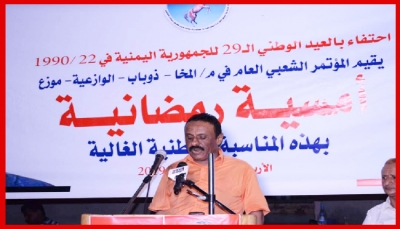 """استدعتهم من صنعاء.. الإمارات تعيد تنصيب قيادات مؤتمرية (متحوثة) في مواقع حكومية بـ""""المخأ"""""""